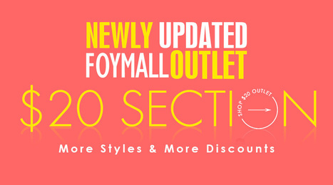 Buy Women's Fashion Clothing at the Best Clothing Outlet Store Online | FOYMALL | cheap clothes online | Scoop.it