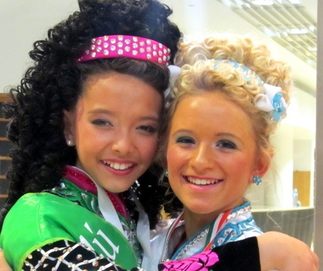 TLC Gets Its Irish Up (on Its Toes) With 'The Big Jig'  Belfast, NI Oct. 09 2012 | The World of Irish Dancing | Scoop.it