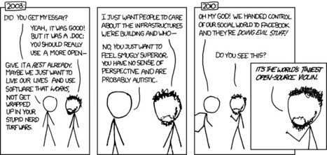 xkcd: Infrastructures | Persistent Identity | Scoop.it
