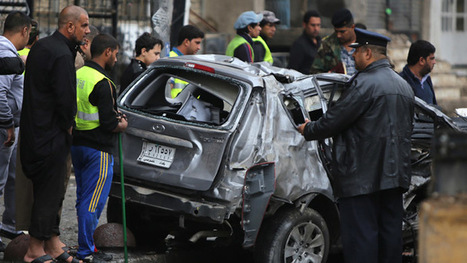 Baghdad bombing wave kills at least 47, wounds 132 | Global politics | Scoop.it