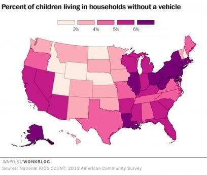 The states where children are most likely to be locked up, poor and hungry | SocialAction2015 | Scoop.it