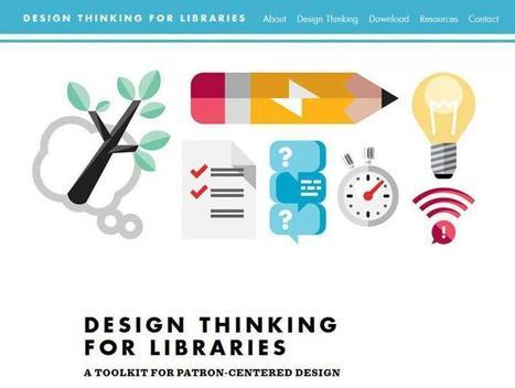 Une boîte à outils pour repenser la bibliothèque | Enssib | (e)book | Scoop.it