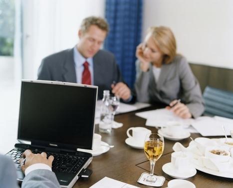 Déjeuner au bureau tue la créativité | Web Marketing Magazine | Scoop.it
