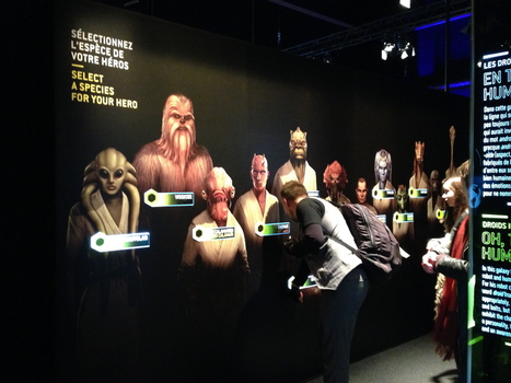 Un exemple de personnalisation de la visite : Star Wars Identities | Réinventer les musées | Scoop.it