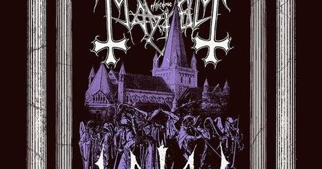 Scholomance Webzine: Tournée historique pour Mayhem et Watain | Underground Art | Scoop.it