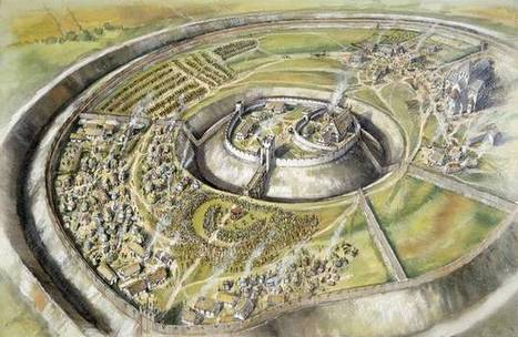 Archaeologists find vast medieval palace buried under prehistoric fortress at Old Sarum | Digital ancient history | Scoop.it