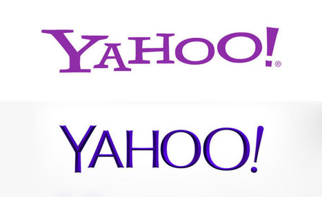 yahoo unveils brand new logo design | graphisme & webdesign | Scoop.it