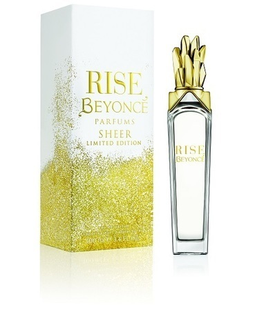 Beyonce Rise Sheer – Guess Dare Limited Edition Fragrances - A Beauty Feature   Beauté et mode   Scoop.it