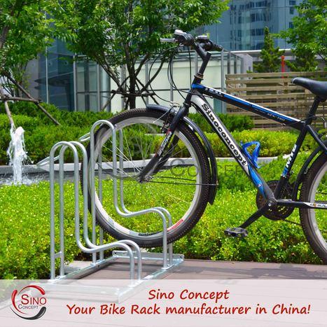 Bike Racks - Street Furniture Manufacturer - Sino Concept | QmilkWeb | Scoop.it