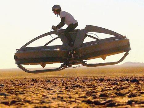 MyE / Management y Estrategia, pensando el Futuro : Invenciones del Futuro: Aero X, La Motocicleta Voladora | Management & Estrategia, pensando el Futuro | Scoop.it