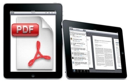 5 Tips on Managing PDFs via iPads House | School Leaders on iPads & Tablets | Scoop.it