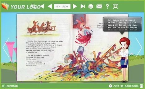 Convertir vos documents PDF en livres numériques animés avec un logiciel!   Liseuses, ebook, lecture et education   Scoop.it
