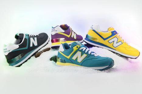New Balance 574 Alpine Pack | Le Site De La Sneaker | sneakers-addicted | Scoop.it