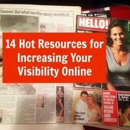 Resources an Tools for Increasing Online Visibility | Social Media Today | Social media | Scoop.it