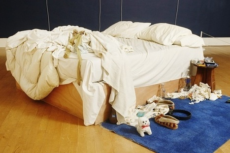 Tracey Emin's knickers – a short history of contemporary British art - Spectator.co.uk (blog)   art   Scoop.it