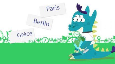 Dissocier les capitales et pays de l'Union européenne | FLE enfants | Scoop.it