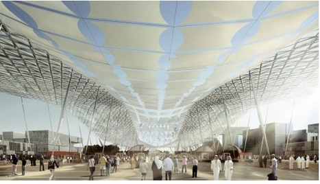 Dubai WINS World Expo 2020 Bid with HOK-Designed Master Plan | The Architecture of the City | Scoop.it