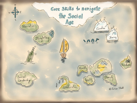 The Core Skills Required to Navigate the Social Age | 21st Century Leadership | Scoop.it