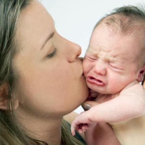 ¿Por qué lloran los bebés? Razones y consejos para calmarlos | Orientación Familiar | Scoop.it
