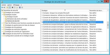 Débloquer le compte administrateur sous Windows Server 2012 | Informatique | Scoop.it
