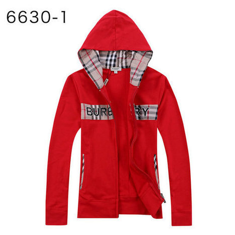 Burberry Hooded Hat Zipper Red Sale For Women | Burberry Shirts mens and  womens | Scoop.it