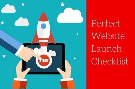 18 Point Checklist for the Perfect Website Redesign Launch   Website Pages Advice   Scoop.it