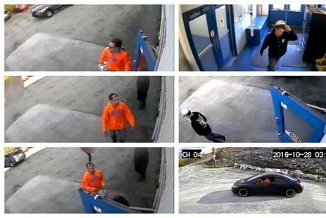 Police asking for help identifying man who broke into vehicles at Bedford hockey rink   Metro Halifax   Bedford, NS   Scoop.it