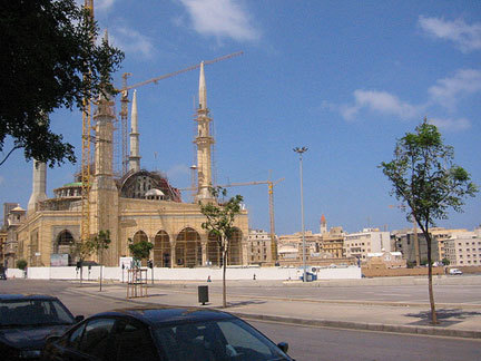 Vivre dans une ville «trompe l'oeil» : Beyrouth, Liban | 7 milliards de voisins | Scoop.it
