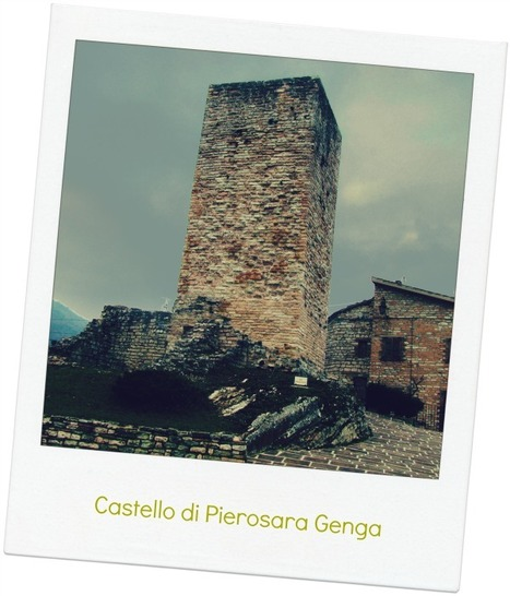 Il castello di Pierosara e la leggenda di due sfortunati amanti | Le Marche un'altra Italia | Scoop.it