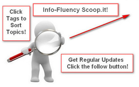Information Fluency Digital Magazine | Information Literacy | Scoop.it