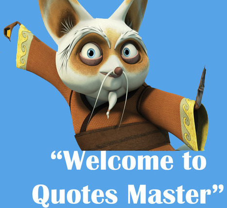 Quotes Master - Get Quotes, Sayings, Quotation | Entertainment | Scoop.it