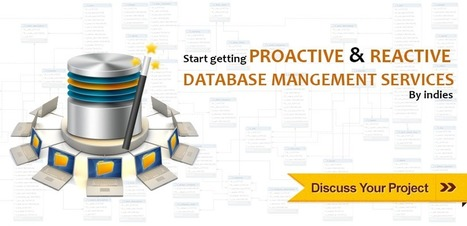 Database Management Service, Database Migration & Consulting | Indies | It Development and Consulting Services | Scoop.it
