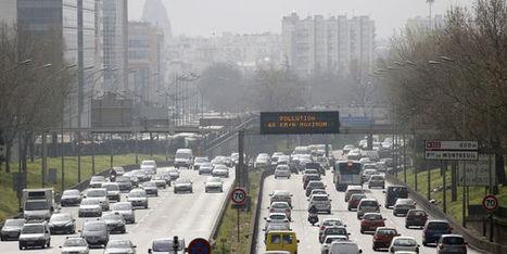 92% de la population mondiale respire un air ambiant trop pollué - le Monde | Actualités écologie | Scoop.it