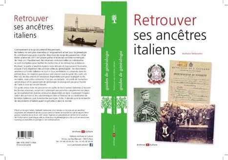 Il est sous presse ! « Mes racines en Vénétie | Auprès de nos Racines - Généalogie | Scoop.it