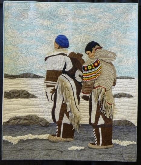 Inuk woman from the Kivalliq wins national quilting award   Teacher-Librarianship   Scoop.it