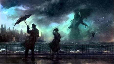 Representações das cidades em ruínas de H.P. Lovecraft (Dora Nunes Gago) | Gothic Literature | Scoop.it