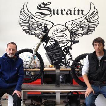Wallonie picarde: l'Ezekiel, un vélo-moto hybride révolutionnaire (vidéo)   Belgitude   Scoop.it