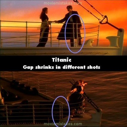Top 15 Unknown Mistakes In Titanic | iWebStreet | Healthowealth | Scoop.it