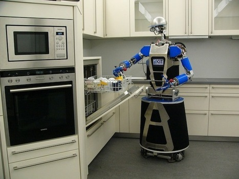 When Will We Have Robots To Help With Household Chores? | Robolution Capital | Scoop.it