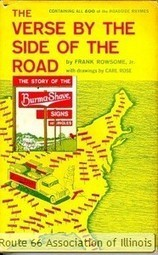 Burma Shave | Route 66 Association of Illinois | A Cultural History of Advertising | Scoop.it