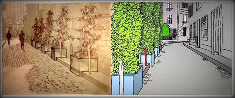 Pour Un Passage Turquetil Rendu Aux Piétons Et Végétalisé. - Budget Participatif - Paris | Agriculture urbaine, architecture et urbanisme durable | Scoop.it
