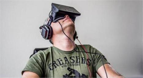 How Oculus Could Help Facebook Break Into Health | Scale Up | Scoop.it