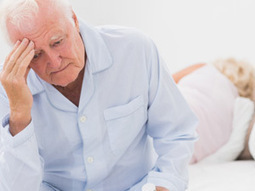 Sleep Problems Tied to Prostate Cancer Risk | Are You Losing Sleep? | Scoop.it