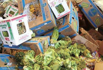 Quand les supermarchés n'ont plus le droit de jeter des aliments - Gaspillage alimentaire - Basta ! | 694028 | Scoop.it