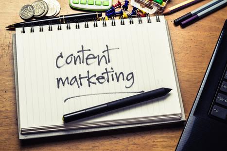 Les 3 tendances du content marketing | Communication Web | Scoop.it