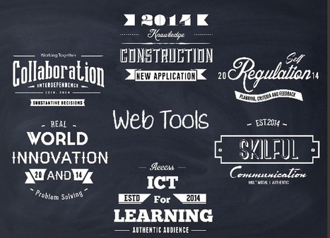 Excellent Web Tools for The 21st Century Learner | EDUCACIÓN 3.0 - EDUCATION 3.0 | Scoop.it