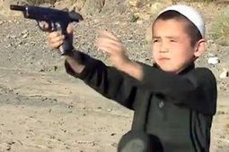 little commandos vid sees five year olds in Afghan terror camp | The Indigenous Uprising of the British Isles | Scoop.it