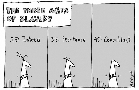 Three Ages | Freelancers and small business | Scoop.it