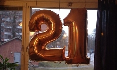 Swede's 21st balloons dubbed 'IS' propaganda | Quite Interesting News | Scoop.it