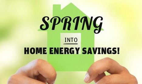 Spring Into Energy Savings – Why now's the time to Button up your Home | Home Energy Saving Tips | Scoop.it
